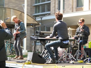 Jukebox performing live at GMU!