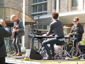 Jukebox performing live at GMU!