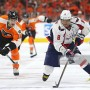 Capitals Shut Down Philly, Face Penguins In Second Round