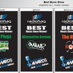 The Plugs Wins RadioStar Award, Spring 2016