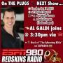 The Plugs Interview w/ Al Galdi, ESPN980